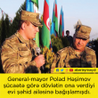 General-mayor Polad Həşimov